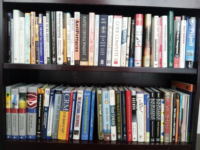 TechBookshelf